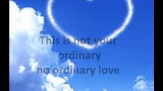 Watch Jennifer Love Hewitt No Ordinary Love video