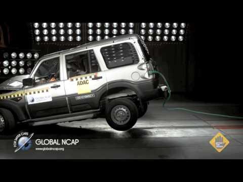 Mahindra Scorpio - NO Airbags