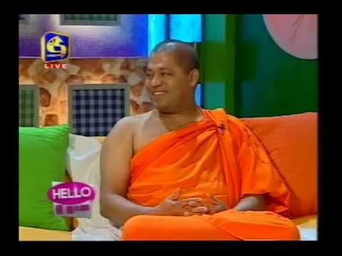 Indiana Buddhist Temple: The Abbot on the news | Hello Srilanka