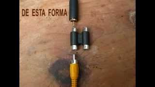 Como Conectar Pc S Video A TV RCA VideoMp4Mp3.Com