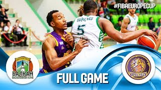 Balkan BC v UNET Holon - Full Game - Round of 16 - FIBA Europe Cup 2019