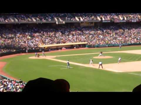 Gameday Experience Episode 33 Oakland Athletics Vs Texas Rangers 8