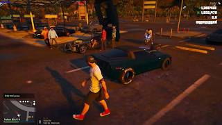 BIG TIRE STREET RACE! | TOMMY WENT FULL SEND  | WILD SIDE RP