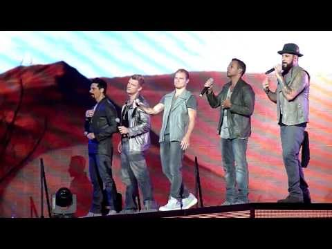 Backstreet Boys - Show Me The Meaning Of Being Lonely - Jiffy Lube Live, VA