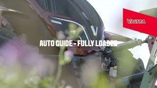 AutoGuide, fully loaded - Valtra Smart Farming