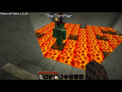 Minecraft : Abducted by The Creeper - Part 4