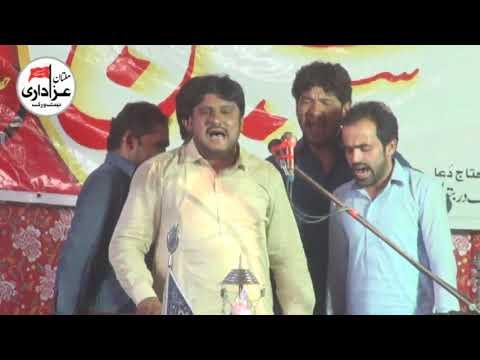 Zakir Hasnain Abbas Bhatti | Majlis e Aza | 23 June - 9 Haar 2018 | New Qasiday  |