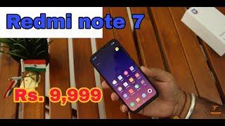 redmi note 7 Technical Guruji 8 million by Skyler Vlogs