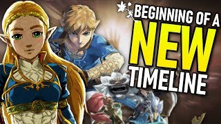 Breath of the Wild: How Nintendo Will FIX The Zelda TIMELINE (Part 2)