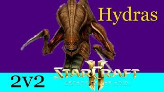 Hydras - Starcraft 2: Legacy of the Void 2v2 [Deutsch | German]