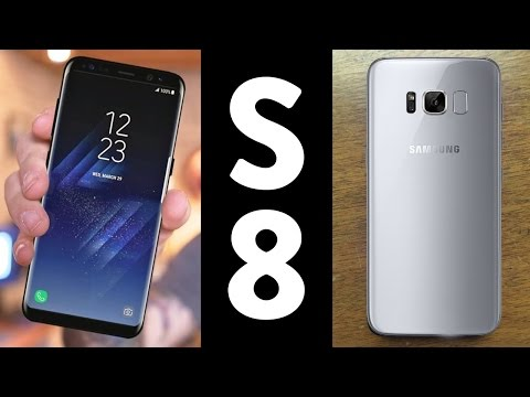 Samsung Galaxy S8: LEAKED Hands-On Video + Rumors!?