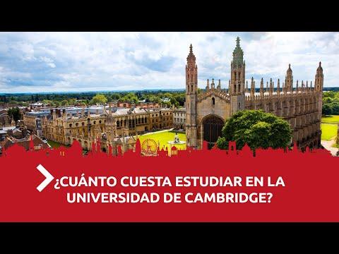 ¿Cuánto cuesta estudiar en la Universidad de Cambridge?   Te lo Cuento de Camino