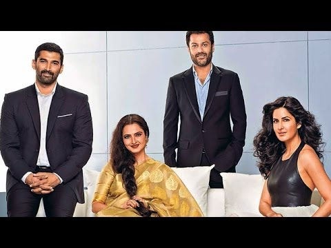 First Look | Katrina, Rekha, Aditya | Fitoor Movie