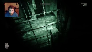 OUTLAST LIVE STREAM! My first ever horror game! Face reveal too i guess..?