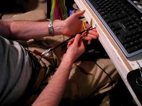 Stitched Paracord Bracelet Paracord Bracelet Cobra no