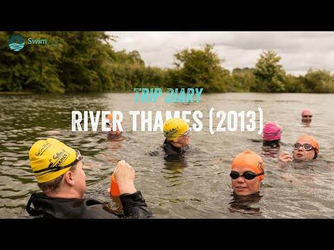 River Thames Classic British Swim | SwimTrek Adventure Swimming Holidays