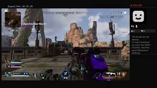 Duckboy Apex Legends Moultiplayer Livestream Part 2