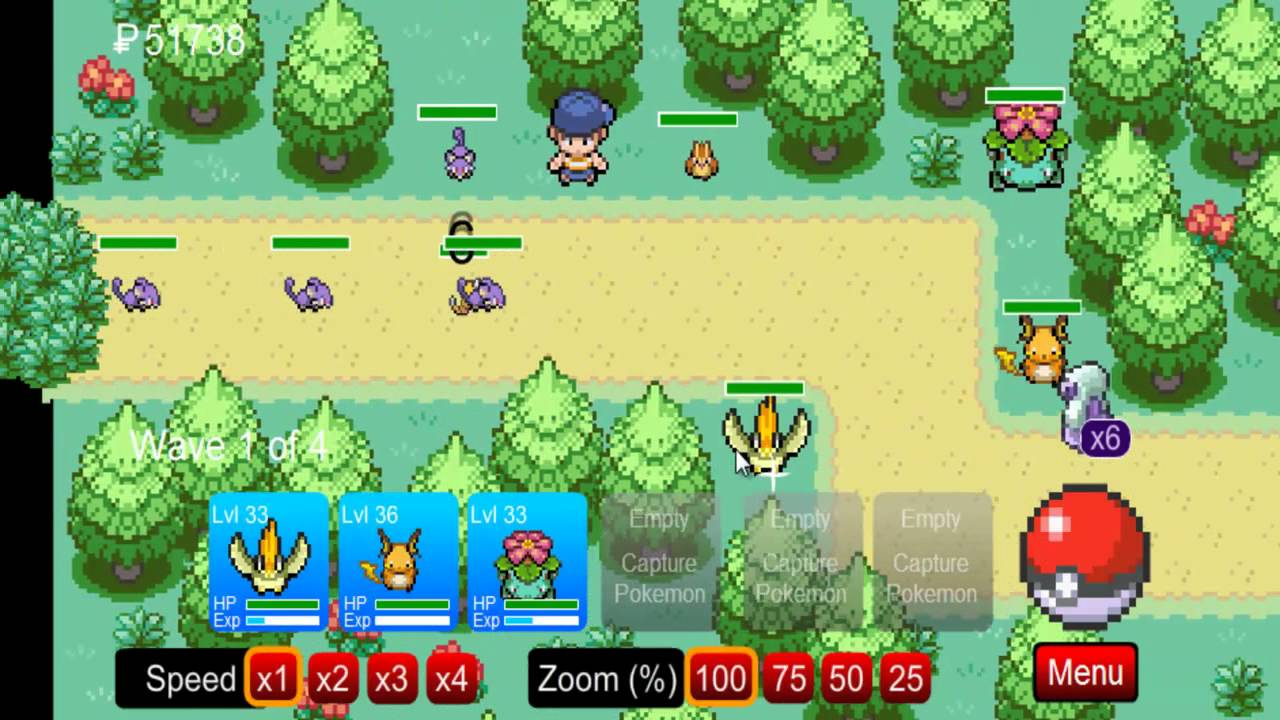 pokemon tower defense how to get flash