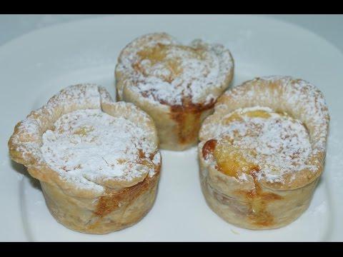 Pasteis De Nata Facile (cuisinerapide) video