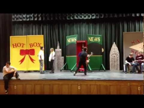 Greenport High School Drama Club Guys and Dolls Harlem Shake