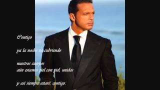 Watch Luis Miguel Contigoestar Contigo video