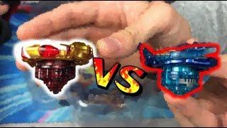 Battling Beyblades Without Disks! | Super Light Weight Beyblade Battles!