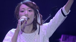 """moumoon - 新譜「moumoon FULLMOON LIVE TOUR 2015 ~It's Our Time~」から""""cocoon""""の映像を公開 thm Music info Clip"""