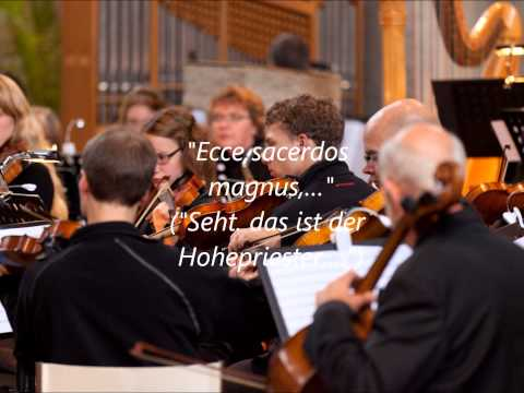 Edward Elgar - Ecce sacerdos magnus