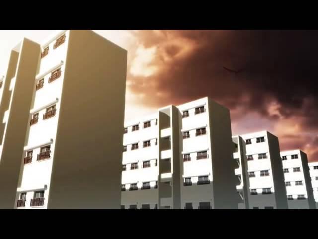 【初音ミク】 Apartment Girl (English and Romaji)