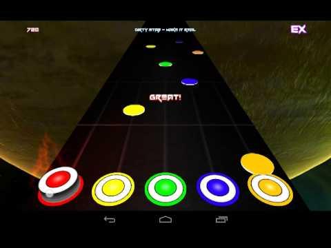 Музыкальные игры на android