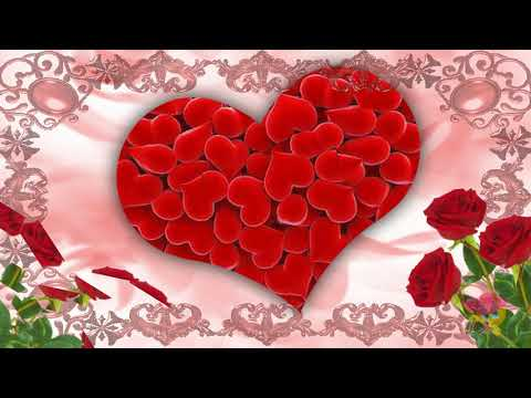 Картинки для поздравления с сердечками 355