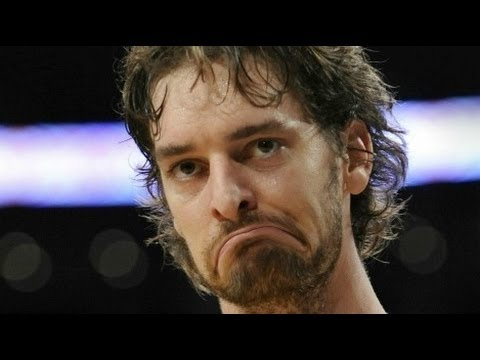 Trade Pau Gasol from the Los Angeles Lakers? Is It Time for Him to Go?