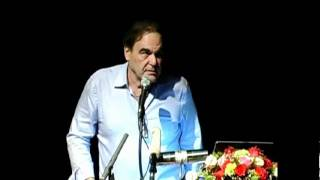 Oliver Stone at NIST facilitated by the International Peace Foundation, part 3