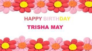 Trisha May   Birthday Postcards & Postales7