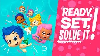 Bubble Guppies: Ready Set Solve It Games online