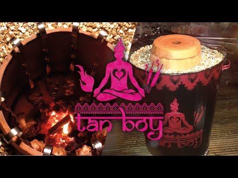 Tan Boy - How to build a DIY Tandoor Oven