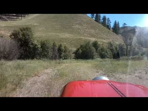 Cabin Creek USFS - I08 - Approach and Landing ( Idaho backountry ) HD