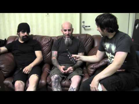 Anthrax's Scott Ian and Rob Caggiano Talk to Loudwire