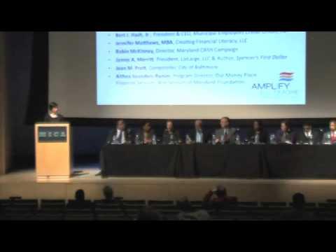 AMPLIFY BALTIMORE 2: Financial Literacy