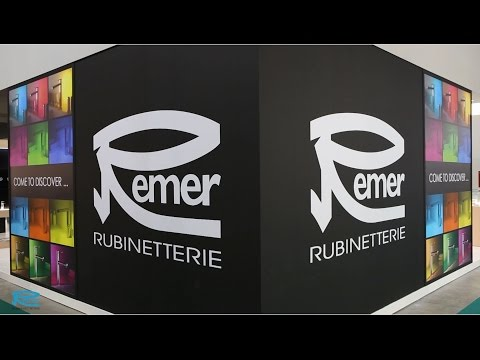 Remer Rubinetterie @ MCE 2016