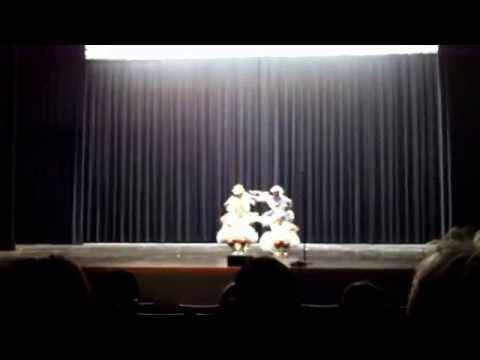 Seagoville High School Spring Show 2013- jr/sr kick routine
