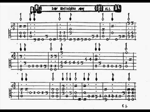 Luis De Narvaez - Cancion Del Emperador