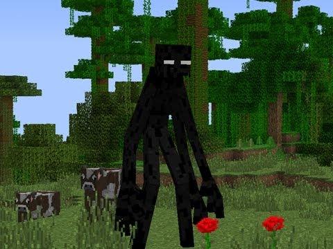 Minecraft MUTANT ENDERMAN Mod   Episode 838