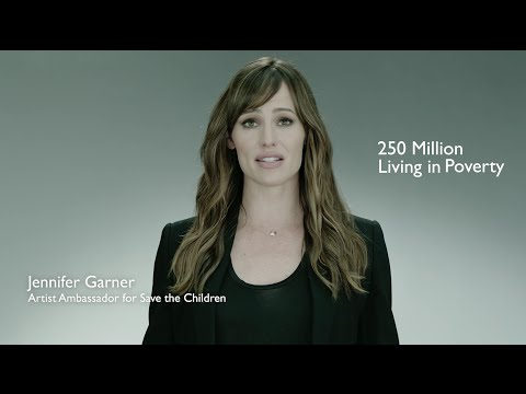 Join Jennifer Garner to Help US Kids #FindtheWords