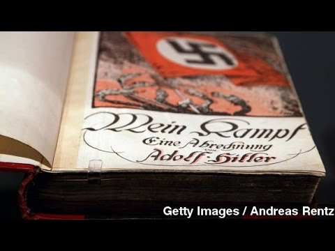 Hitler's 'Mein Kampf' Headed To German Bookstores Next Year