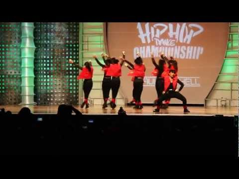 Bubblegum @ HHI Worlds 2012 (Gold Medal Performance)
