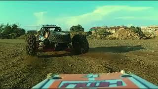 RC Off Road Buggy VS Rock Racer