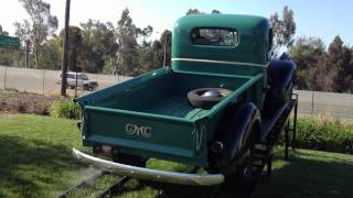 1946 GMC Pick Up Long Bed Classic