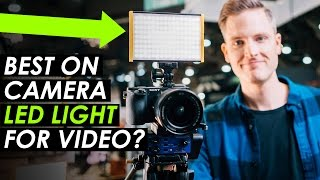 Best on Camera LED Light? — Ikan Onyx Bi-Color On-Camera LED Video Lights