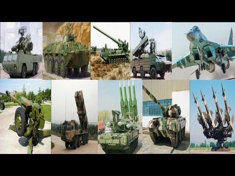 Какие виды вооружения продает Беларусь  Азербайджану-Belarusun Azərbaycana satdigi silahlar